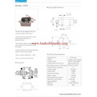Buy cheap load cell amplifier SA01 product