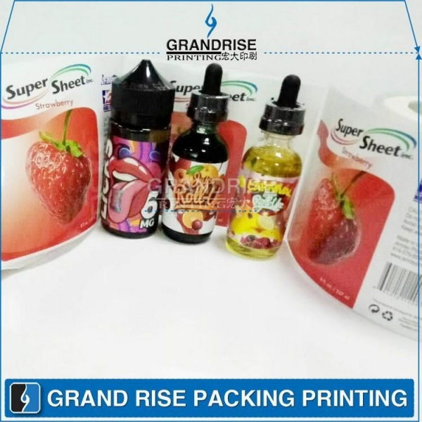 Quality Bottle & Jar Label Stickers for sale