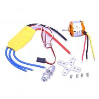 Buy cheap Xiangtat A2212 1000kv Outrunner Brushless Motor + 30a ESC Electric Speed Controller Set from wholesalers