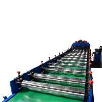 Buy cheap Color steel roll forming machine from wholesalers
