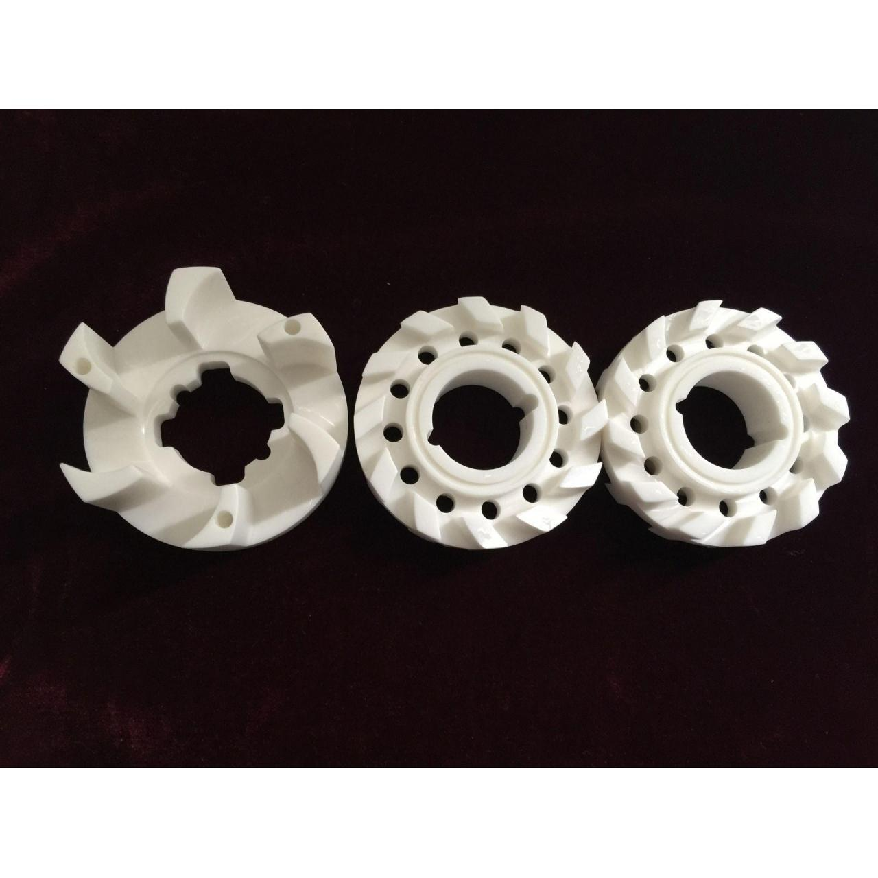 Buy cheap Zirconium ceramic parts for Sand Mill from wholesalers