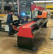 Buy cheap guardrail wall welding machine from wholesalers