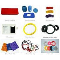 Custom Non Toxic Silicone Rubber Products Case For Game Console , Telescope