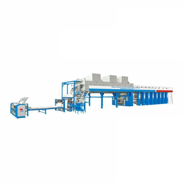 China High quality Wallpaper Production Line for sale