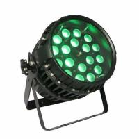 China 18pcsx12w 4in1 With Zoom Led Par Light Outdoor on sale